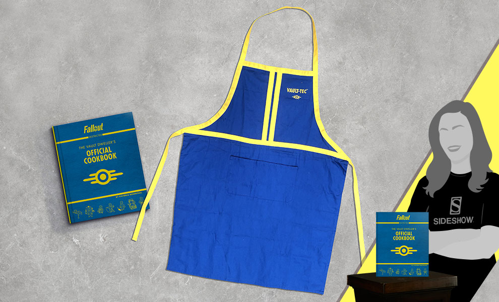 Fallout: The Vault Dweller's Official Cookbook Fallout Collectible Set