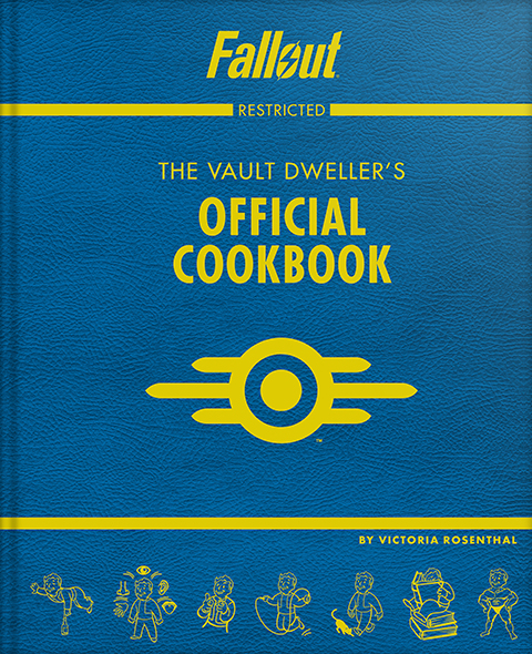Insight Editions Fallout: The Vault Dweller's Official Cookbook Collectible Set