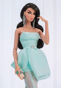 Gallery Image of Korinne Dimas™ (Siren Silhouette) Collectible Doll