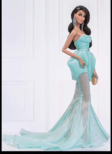 Integrity Toys Korinne Dimas™ (Siren Silhouette) Collectible Doll