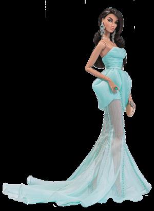 Korinne Dimas™ (Siren Silhouette) Collectible Doll