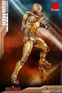 Gallery Image of Iron Man Mark XXI (Midas) Sixth Scale Figure