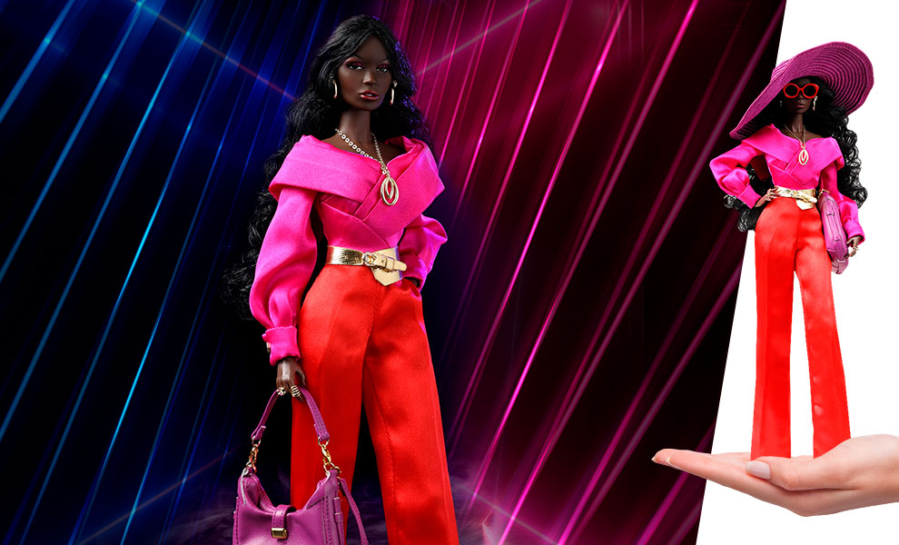 Gallery Feature Image of Zuri Okoty™ (Every Woman) Collectible Doll - Click to open image gallery