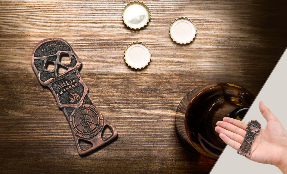 Copper Bones Skeleton Key Bottle Opener The Goonies Miscellaneous Collectibles