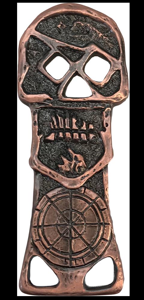 Factory Entertainment Copper Bones Skeleton Key Bottle Opener Miscellaneous Collectibles