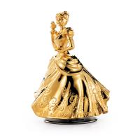 Gallery Image of Cinderella Gilt Music Carousel Pewter Collectible