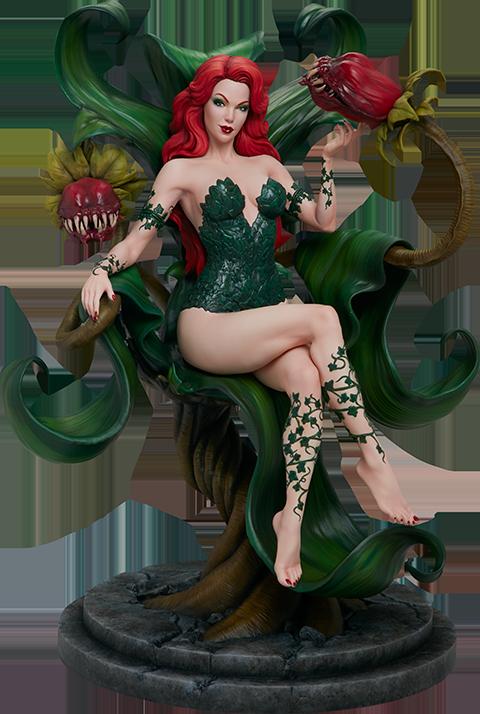 Tweeterhead Poison Ivy Maquette