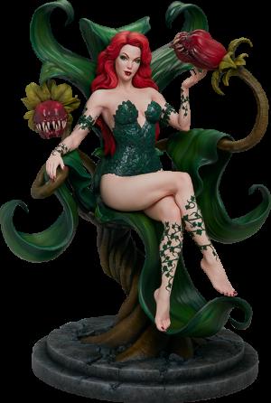 Poison Ivy Maquette