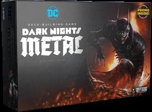 DC Deck Building Game: Dark Nights: Metal Playing Cards