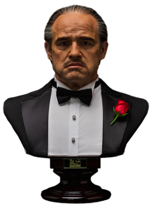 The Godfather (1972 Edition) Life-Size Bust