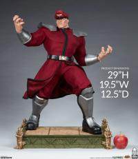 Gallery Image of M. Bison Statue