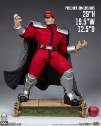 Gallery Image of M. Bison: Alpha Statue
