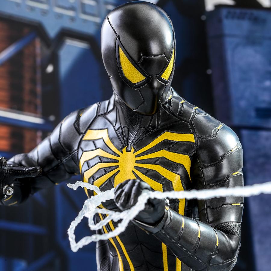 Spider-Man (Anti-Ock Suit) Sixth Scale Figure