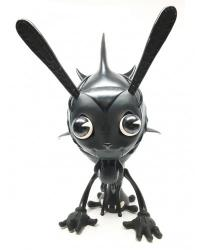 Gallery Image of Craola's I'm Scared Stair Monsta: Midnight Edition Vinyl Collectible