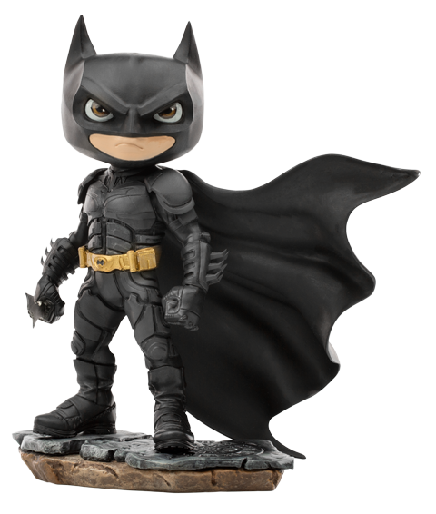 Iron Studios Batman (The Dark Knight) Mini Co. Collectible Figure