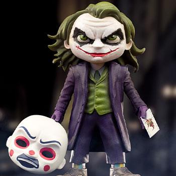 The Joker (The Dark Knight) Mini Co. Collectible Figure