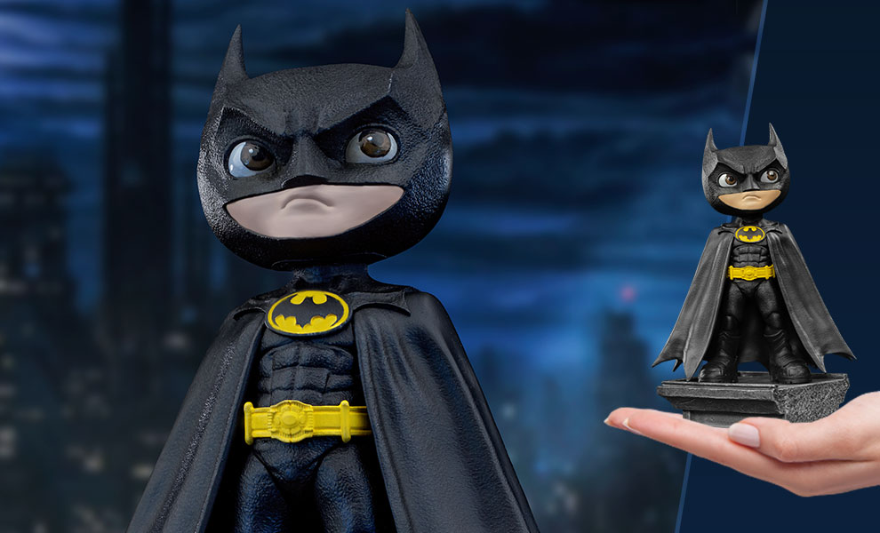 Gallery Feature Image of Batman '89 Mini Co. Collectible Figure - Click to open image gallery