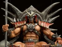 Gallery Image of Shao Kahn Deluxe 1:10 Scale Statue