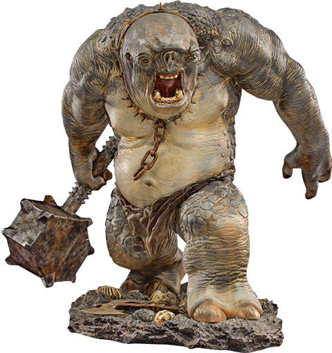 Iron Studios Cave Troll Deluxe 1:10 Scale Statue