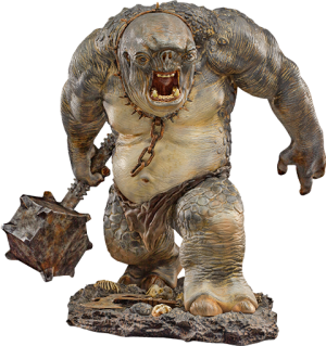 Cave Troll Deluxe 1:10 Scale Statue