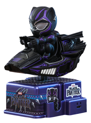 Black Panther (Special Color Version) Collectible Figure