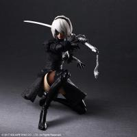Gallery Image of 2B (YoRHa No.2 Type B) Deluxe Action Figure