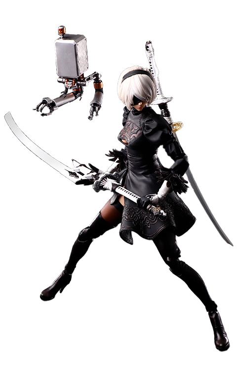 Square Enix 2B (YoRHa No.2 Type B) Deluxe Action Figure