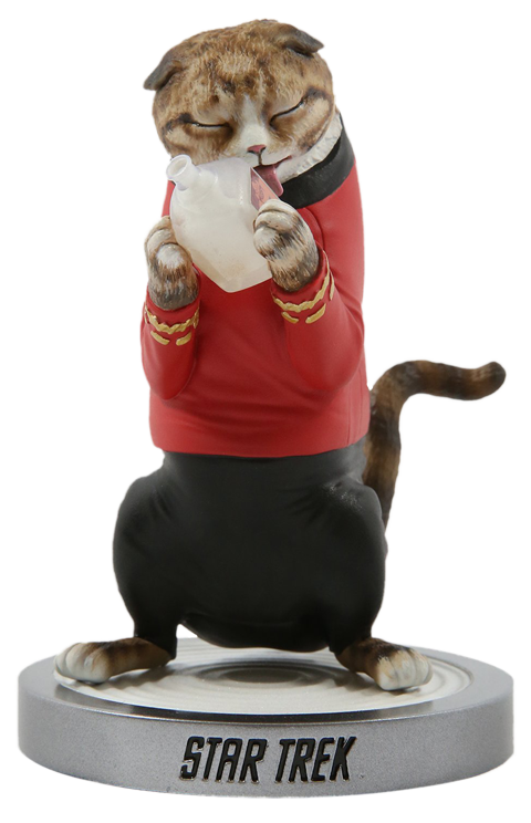 Chronicle Collectibles Scotty Cat Statue