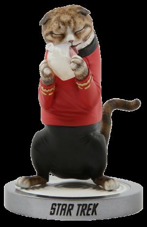 Scotty Cat Statue