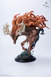 Gallery Image of Fire Kirin Bust Statue