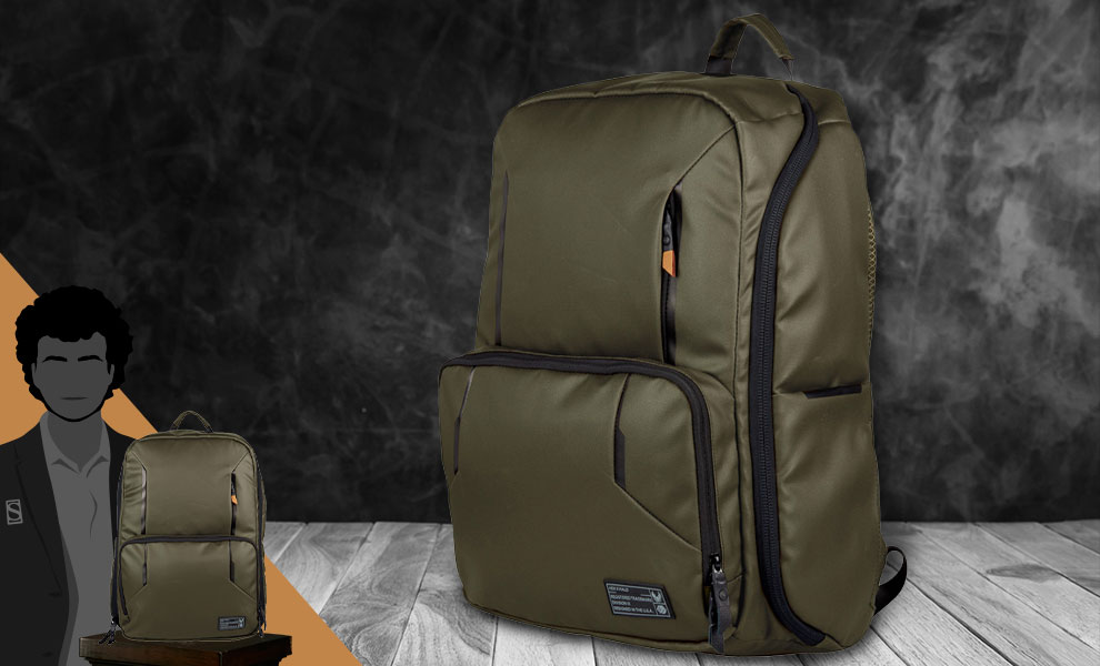 Gallery Feature Image of HALO Spartan Tech Backpack Apparel - Click to open image gallery