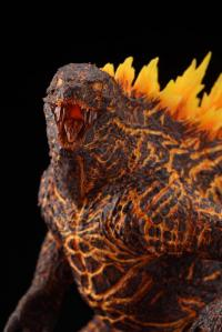 Gallery Image of Godzilla (2019) Burning Version Collectible Figure