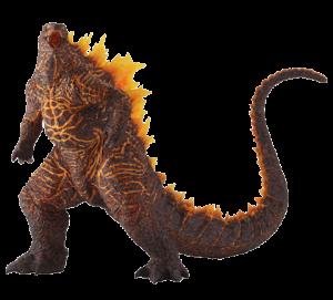 Godzilla (2019) Burning Version Collectible Figure