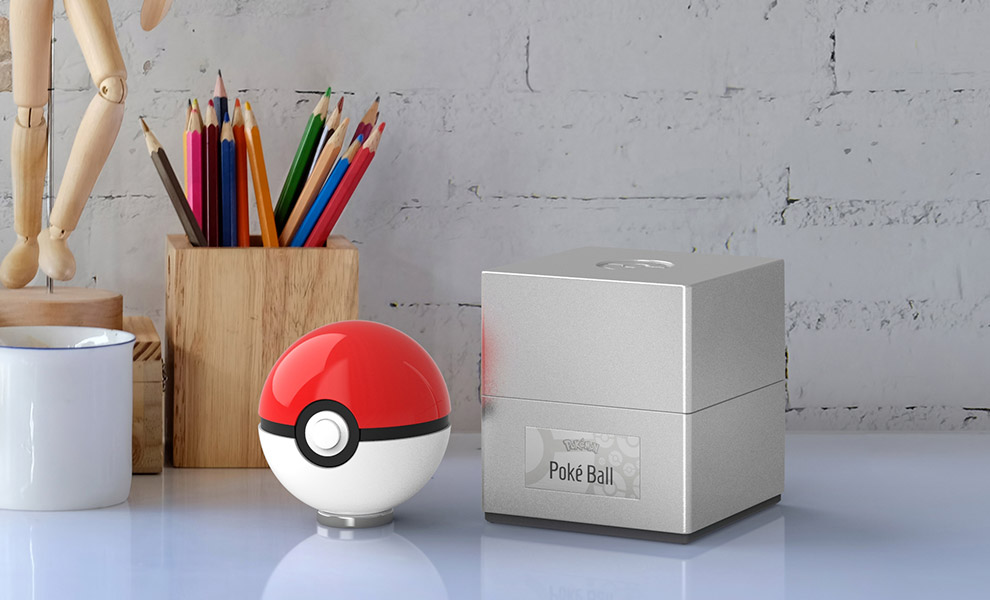 Gallery Feature Image of Poké Ball Replica - Click to open image gallery