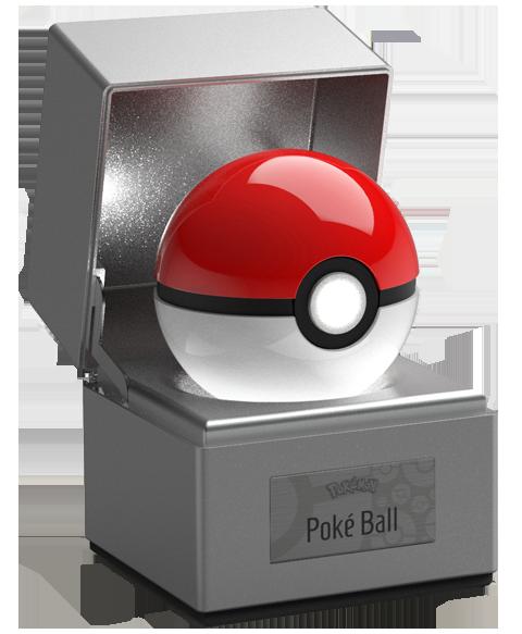 The Wand Company Poké Ball Replica