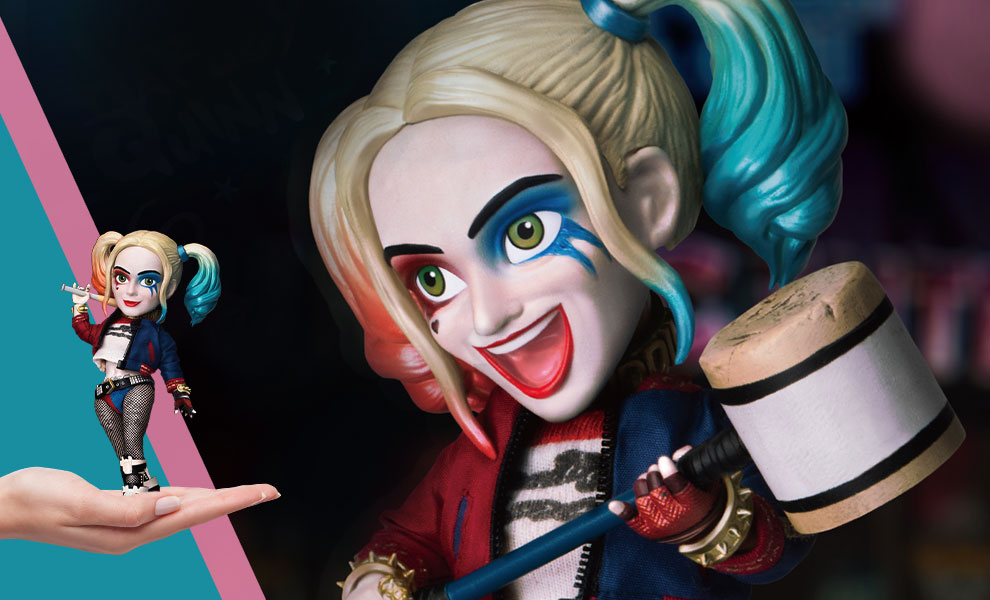 Gallery Feature Image of Suicide Squad Harley Quinn Action Figure - Click to open image gallery