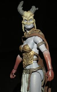 Gallery Image of Kier Valkyrie of the Dead Action Figure
