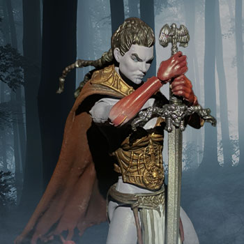 Kier Valkyrie of the Dead Action Figure