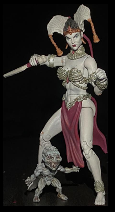 Boss Fight Studio Gethsemoni Queen of the Dead Action Figure