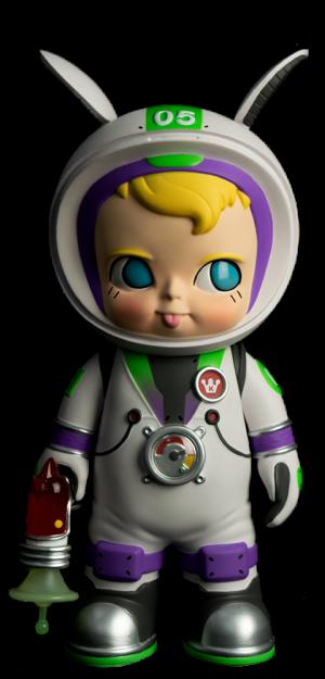 Sam Sam the Astronaut (GID Edition) Collectible Figure