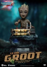 Gallery Image of Groot Statue