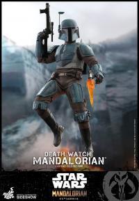 Gallery Image of Death Watch Mandalorian Sixth Scale Figure