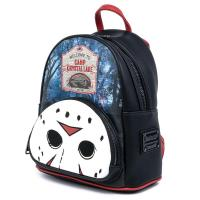 Gallery Image of Friday the 13th Camp Crystal Lake Mini Backpack Apparel
