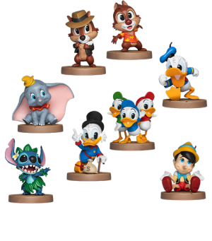 Disney Classic Series Bundle Collectible Set