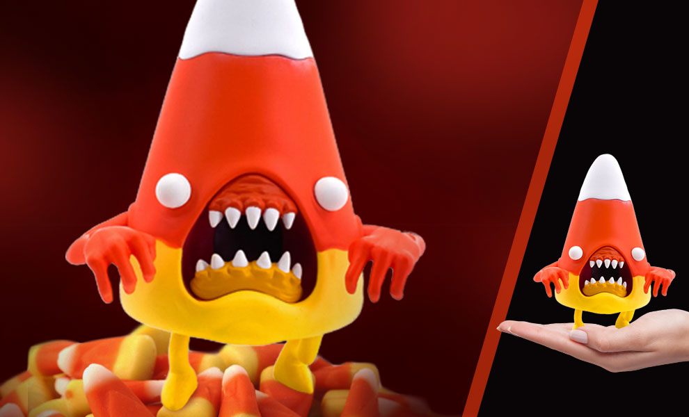 Gallery Feature Image of Candy Cornelius Vinyl Collectible - Click to open image gallery