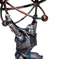 Gallery Image of Atomic Atlas Statue
