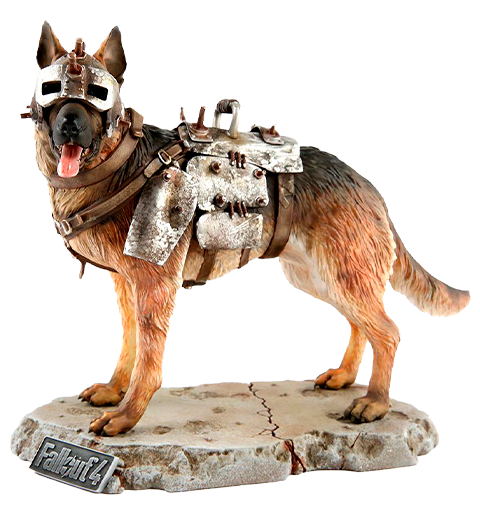 Chronicle Collectibles Dogmeat Statue