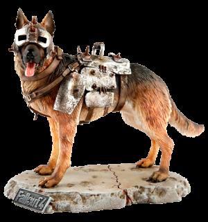Dogmeat Statue