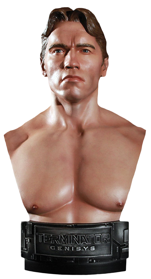 Chronicle Collectibles 1984 Terminator Genisys Bust