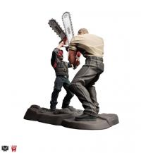 Gallery Image of Mandy (Chainsaw Battle) Polystone Statue